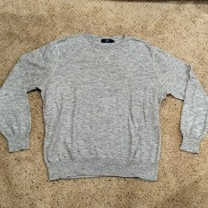 Men's J Crew cotton sweater sweatshirt size xxl